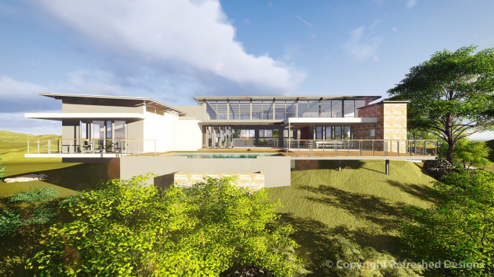 Refreshed Designs- House Joubert, Render 2