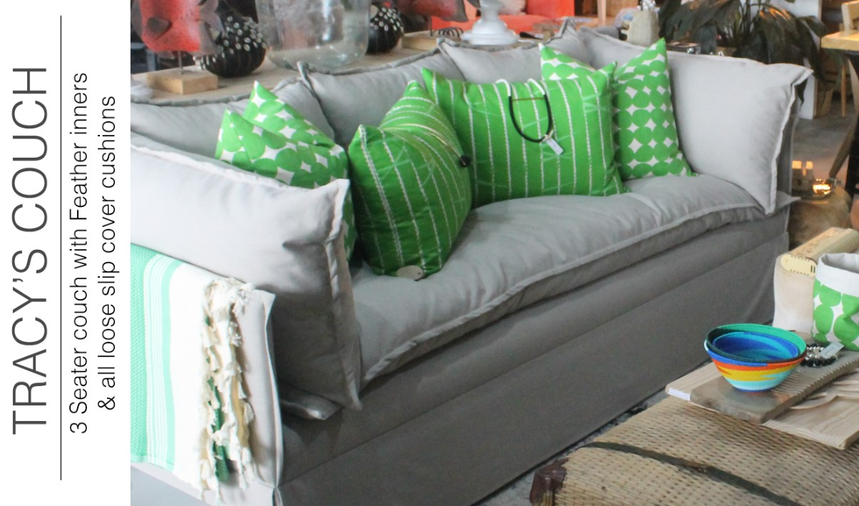 Refreshed Designs- Furniture, Tracy's Couch
