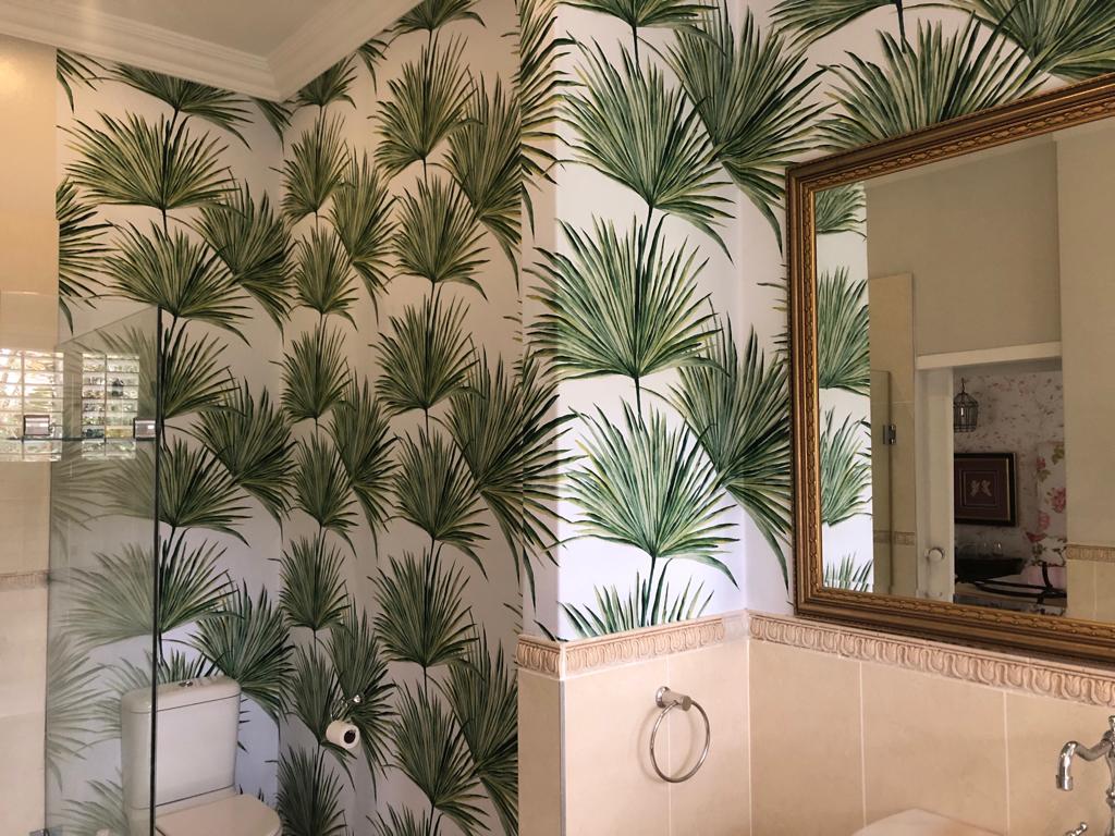 Refreshed Designs- Guest bathroom 1