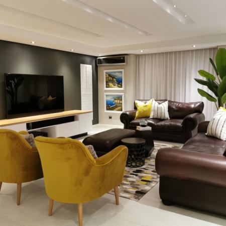 Refreshed Designs- House Sivalingam, Lounge