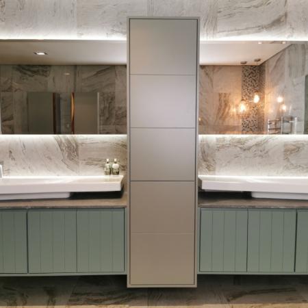 Refreshed Designs- House Sivalingam, Main En-suite