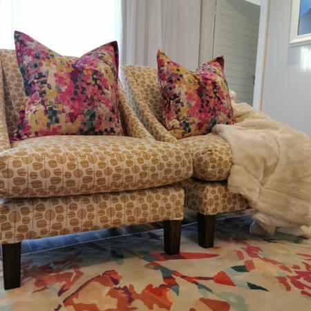 Refreshed Designs- House Sivalingam, Pajama Lounge