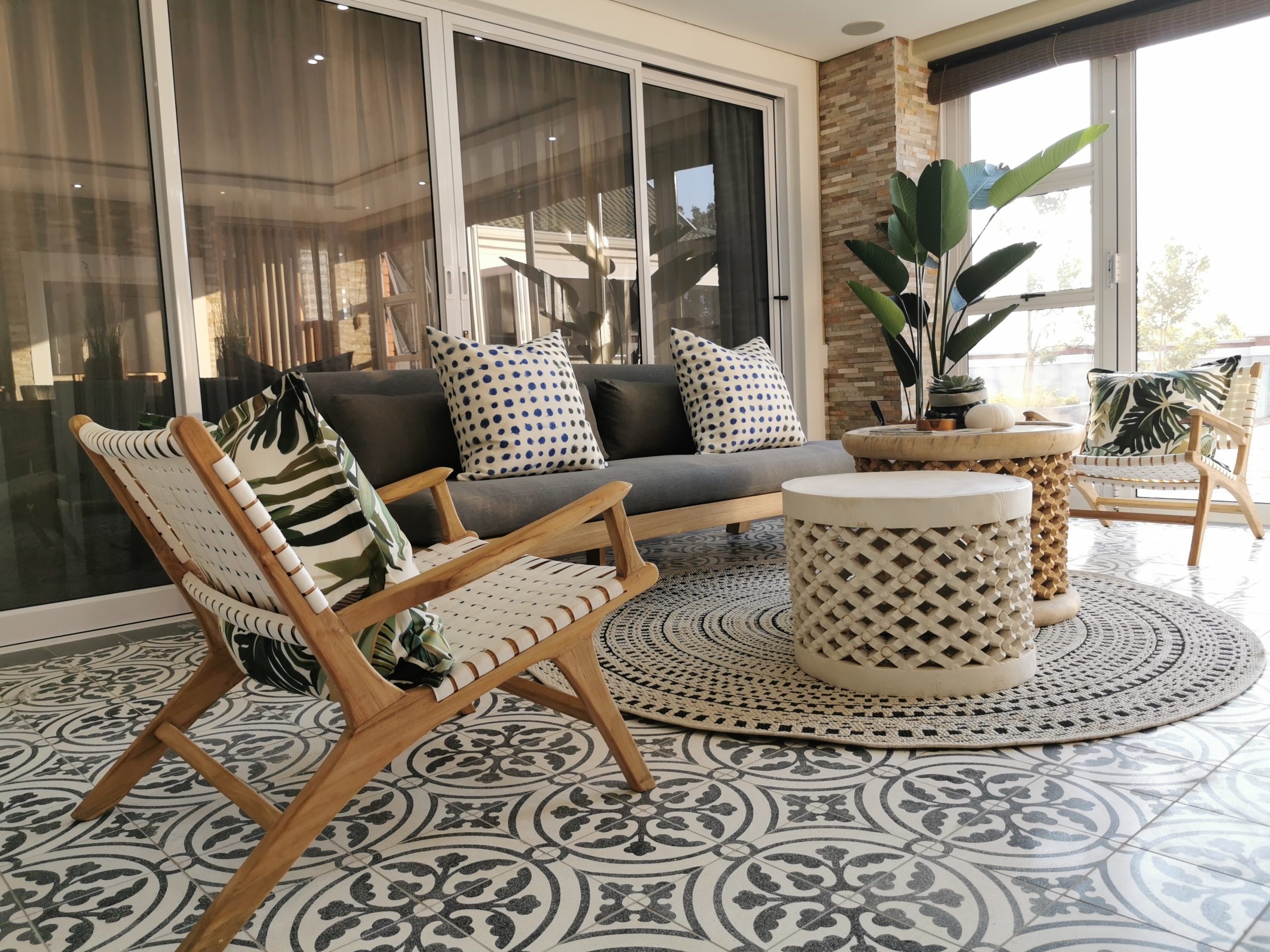 Refreshed Designs- House Sivalingam, Patio