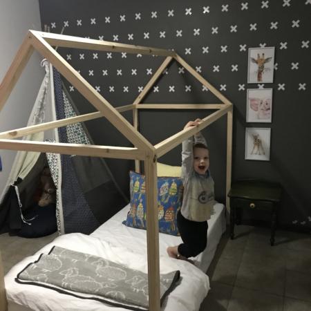 Refreshed Designs- Toddler's bedroom