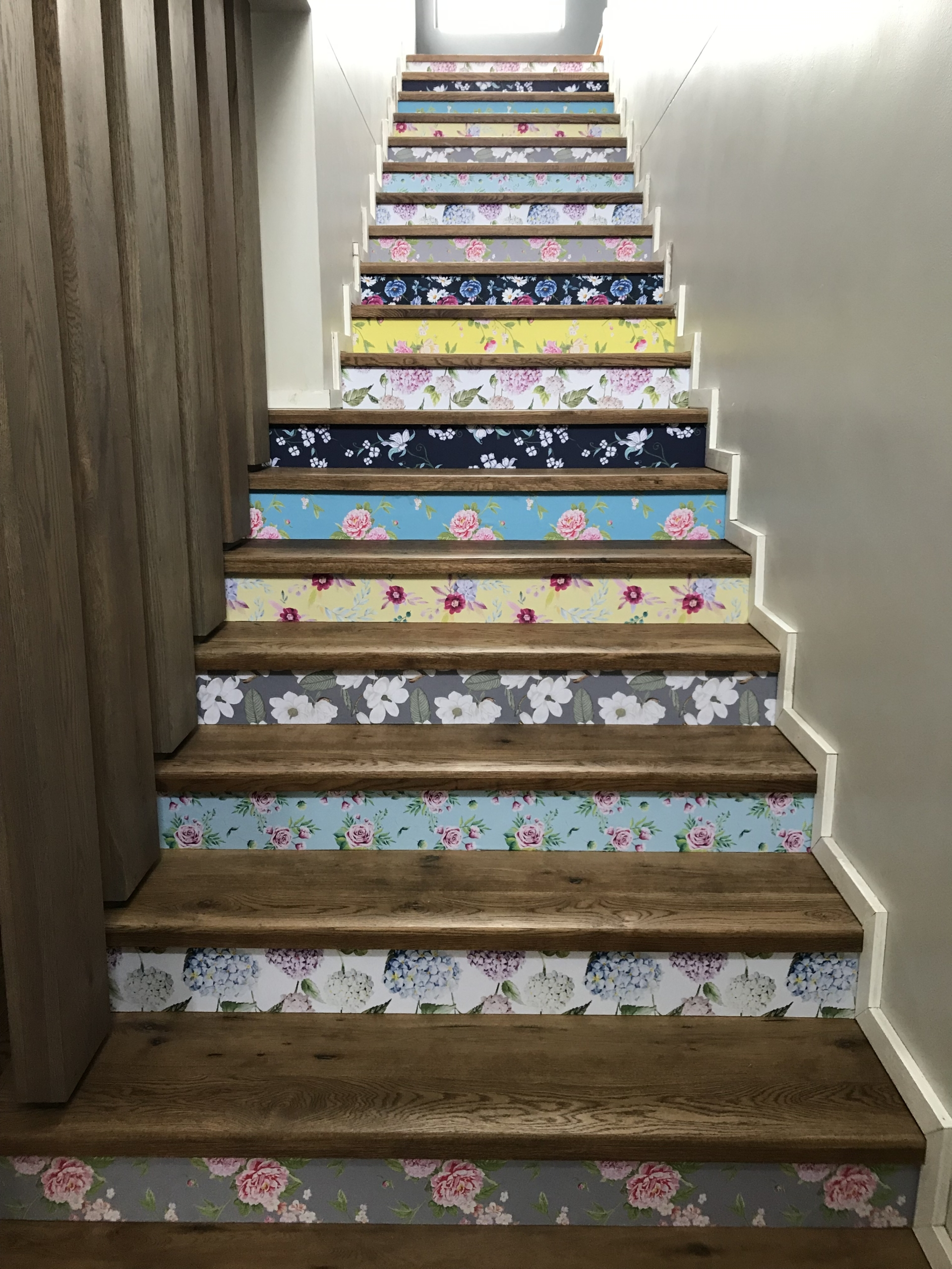 Refreshed Designs- Feature staircase at entrance