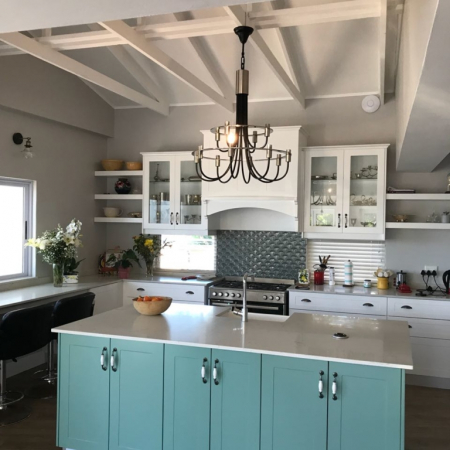 Refreshed Designs- Country style kitchen