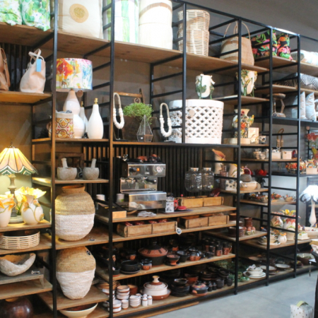 Refreshed Store Ballito- Shop display shelving