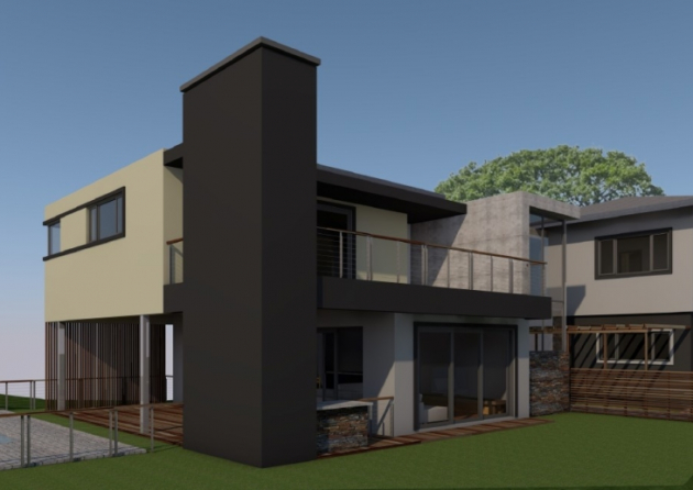 Refreshed Designs- House Pexa, Architecture render 1