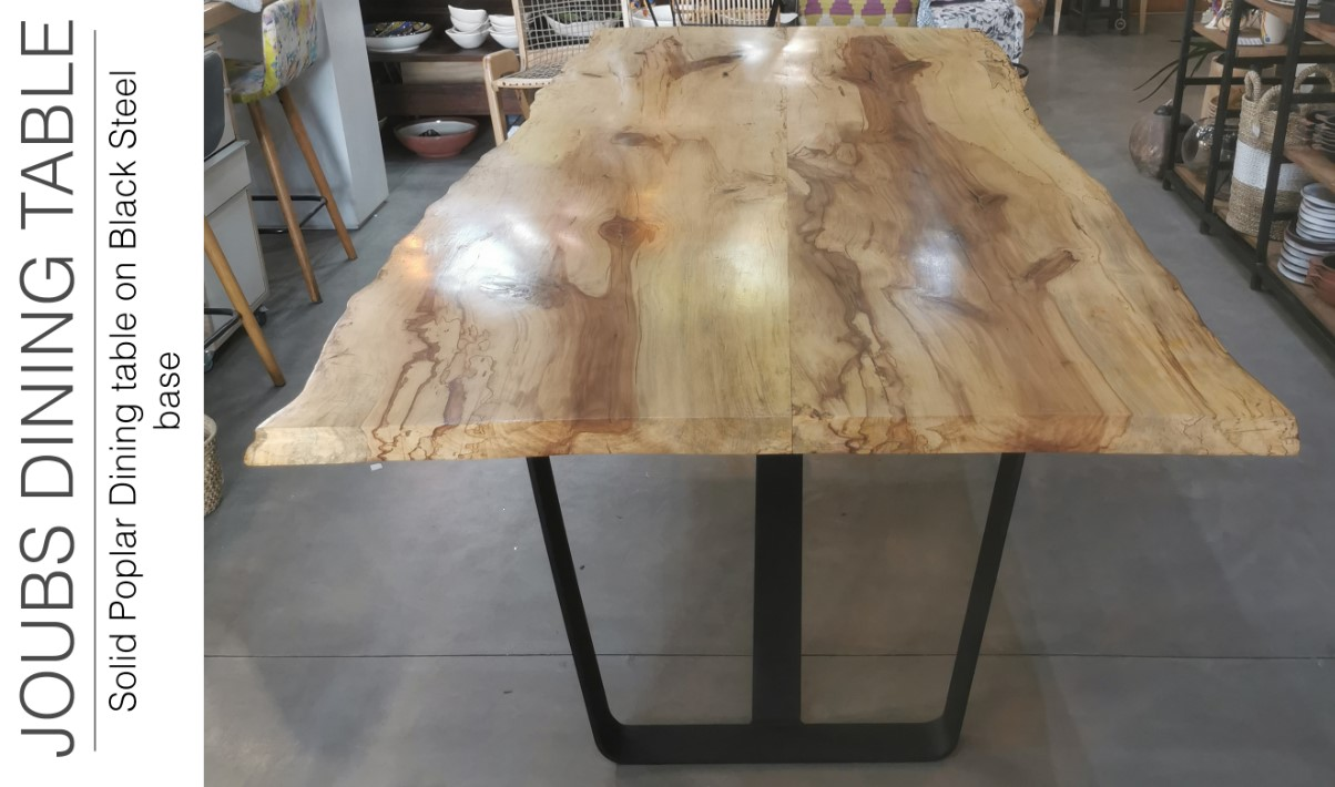 Refreshed Designs- Furniture, Joubs dining table